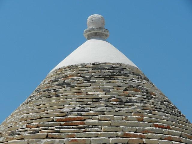 Alberobello trullo