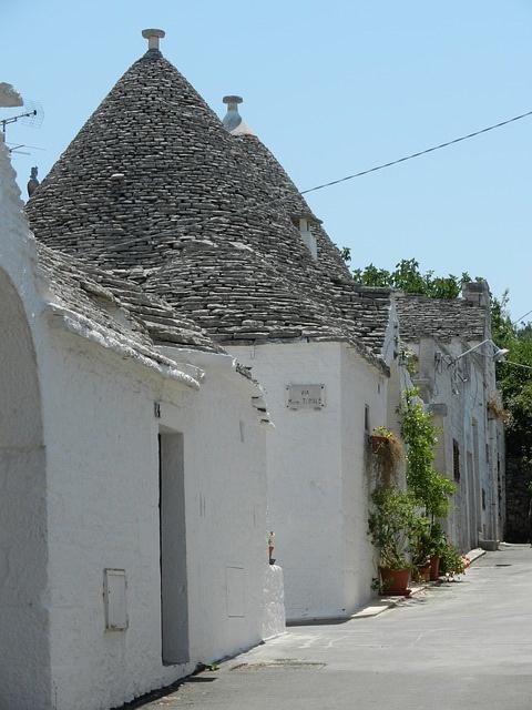 trullo house Italy, Puglia