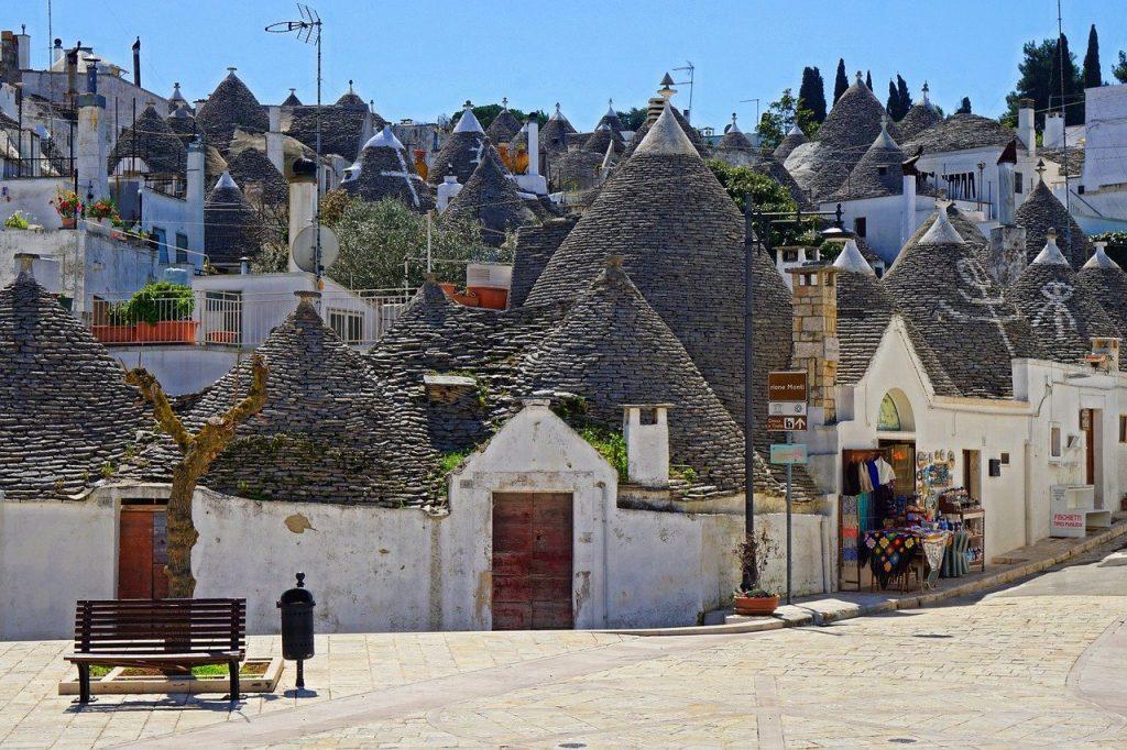 alberobello the home of trulli